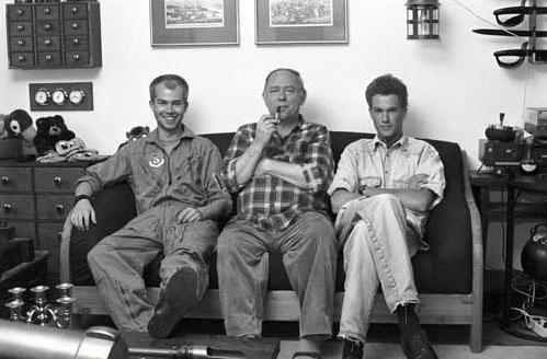Frank, Willy und Elmar, 1993